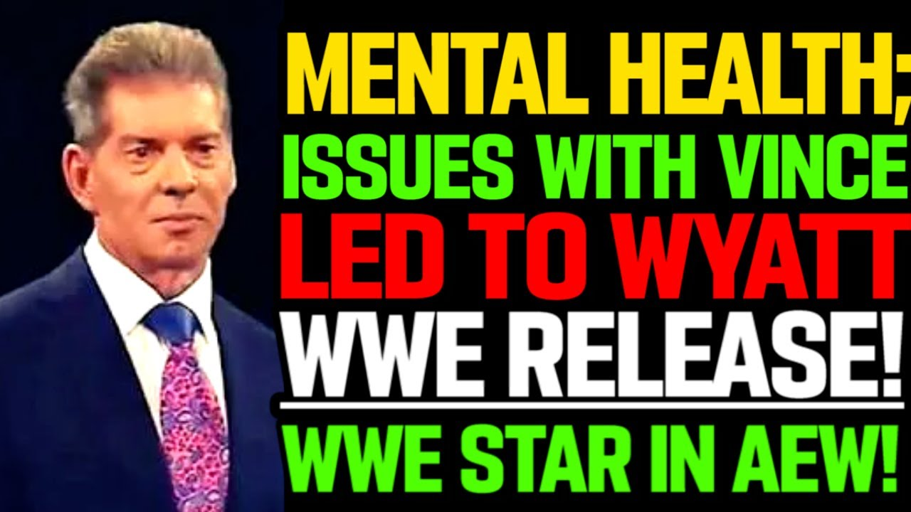WWE News! WWE Star In AEW! McMahon Blamed For Bray Wyatt Release! Fired WWE Star In Impact! AEW News