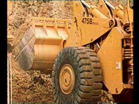 CLARK Michigan wheel loaders part 1