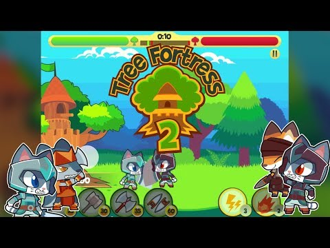 Tree Fortress 2 - Fun TD Game for iPhone and Android
