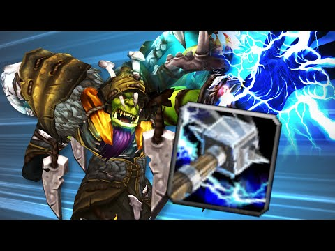 This Shaman Is Almost Unstoppable! (5v5 1v1 Duels) - PvP WoW: Shadowlands 9.0