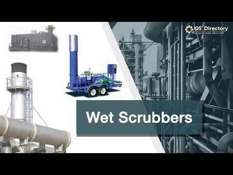 Wet Scrubber Manufacturers | Wet Scrubber Suppliers