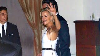 Megyn Kelly Shines In White At Golden Globes Party After Leaving Fox News To Join NBC