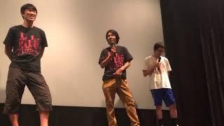 『童貞。をプロデュース』舞台挨拶での暴力行為により松江哲明監督は全治1週間の怪我を負った