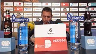 Video Natxo Lezkano RP post Cafés Candelas Breogán 97-TAU Castelló 69