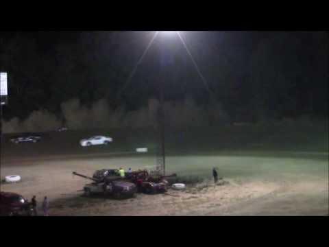 Butler Motor Speedway Street Stock Feature 7/2/16