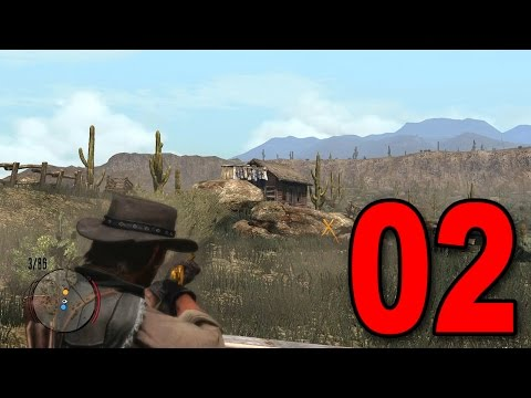 Red Dead Redemption - Part 2 - Helping The Sheriff [2017]