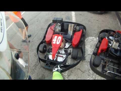 Equalização de Karts em Interlagos - CDK e Alpie