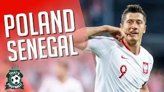POLAND 1-2 SENEGAL LIVE Watchalong 2018