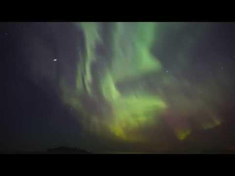 Northern Lights Over the Gulf of Finland - Porkkala