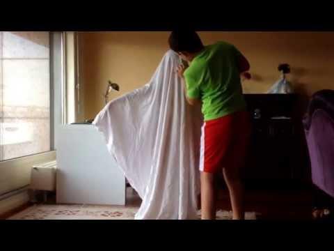 Как сделать костюм приведения своими руками