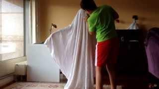 как сделать костюм призрака