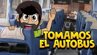TOMAMOS EL AUTOBUS ⭐️ My Summer Car #3 | iTownGamePlay