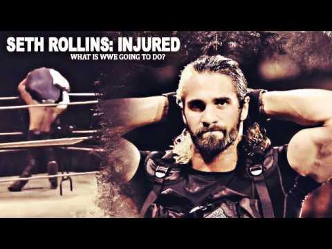 Seth Rollins Injury Discussion