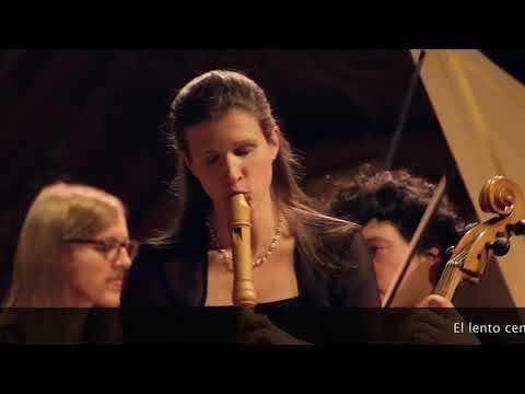 Introducción al Concierto para flauta dulce y travesera en Mi menor de Telemann (ca.1715)