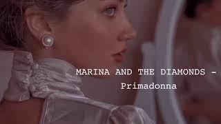 [和訳] MARINA AND THE DIAMONDS - Primadonna
