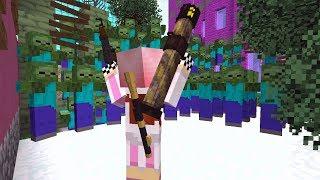 📛 Зомби БЫЛИ ПОВСЮДУ!.. 👿 - Зомби апокалипсис в Майнкрафт! (Minecraft - Сериал)