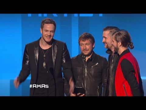 Imagine Dragons Wins Alternative Artist - AMA 2013