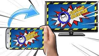 Como conectar o celular na TV via Wifi?