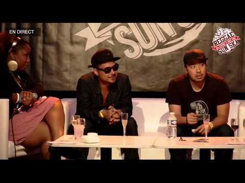 Conférence de presse : Tour de Force - Reggae Sun Ska Festival 2015