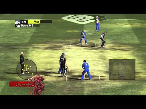 Ashes Cricket 2009 PC Gameplay | 1080p
