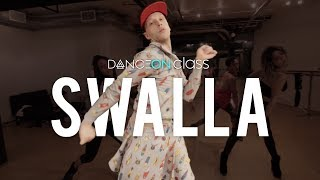 Jason Derulo ft. Nicki Minaj & Ty Dolla $ign - Swalla | Laganja Estranja Choreography |DanceOn Class