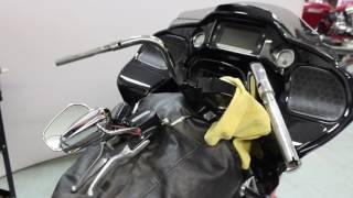 2015+ Road Glide KlipHanger Full Installation