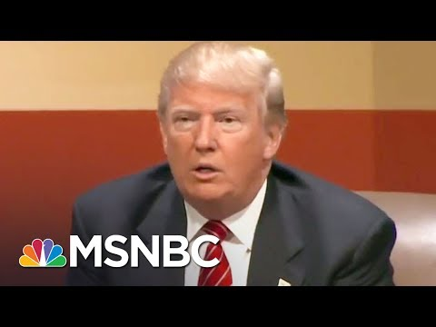 Lawrence: How Donald Trump Finally Went Too Far, Even For GOP Senators | The Last Word | MSNBC