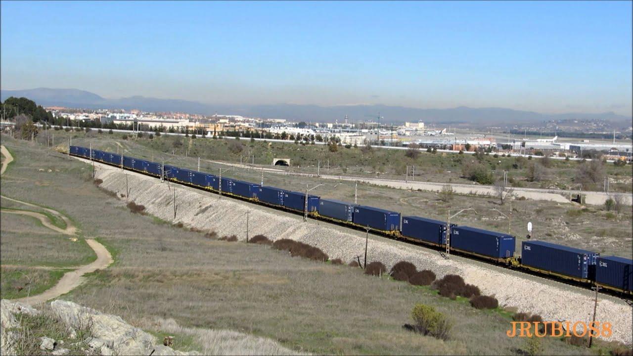 Tren con el trayecto m s largo del mundo yiwu china - Tarimas del mundo madrid ...