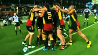 Blues v Chiefs, 2012 Investec Super Rugby Round 2, Waikato Stadium 2017 Video