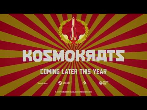 Kosmokrats — SPACE FORCE Recruitment Trailer