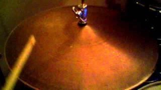 "Odd Combo Super Zyn / Paiste Twenty 16""Hi  Hats"