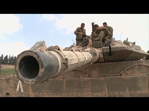 Israeli troops pull out of Gaza as truce takes effect