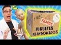 Compro LOTE DE JUGUETES ABANDONADOS de 1980 📦  Caja ...