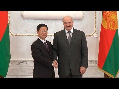 Беларусь готова к наращиванию инвестиционного сотрудничества с Китаем - Лукашенко
