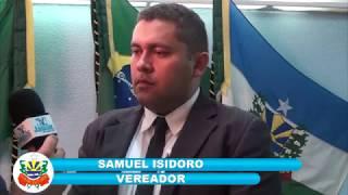 Samuel afirma que Secretário Euler Barbosa assegura recursos para o campinho SESPORTE