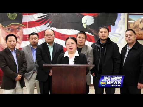 SUAB HMONG NEWS:  Press Release from Mee Yang, President of Hmong Service Center in Oshkosh, WI