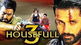 New Release South Dubbed Hindi Action Movies | Housefull 3 | Latest South Indian Movies Full HD