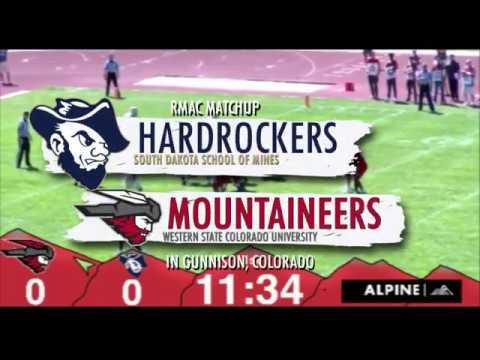 Hardrocker Football Highlights Vs. Western Colorado 9.14.2019