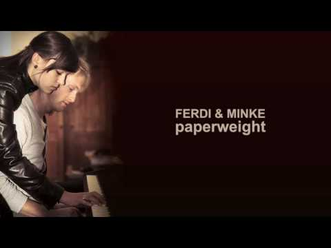 Ferdi & Minke - Paperweight