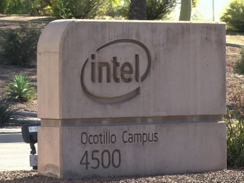Intel Announces $7 Billion Investment in Arizona