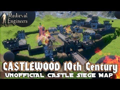 Medieval Engineers : Castlewood 10th century