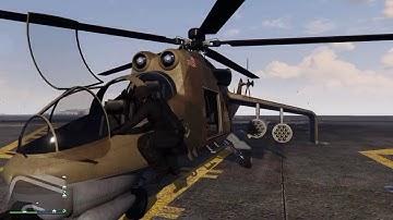 GTA Online Savage Anfängerguide: Wie man Kampfhubschrauber fliegt (Teil 1)
