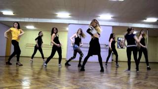 The Chainsmokers feat. Daya - Don't Let Me Down CREDO dance school Alina Ilyuchyk choreography