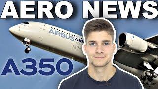 LÄNGSTER FLUG der Welt - im A350 ULR! AeroNews