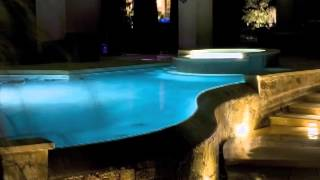 FiberStars Jazz White Pool Light