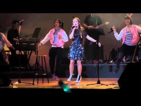 Connie Talbot - Count On Me, Concert in HK 25/11/2014