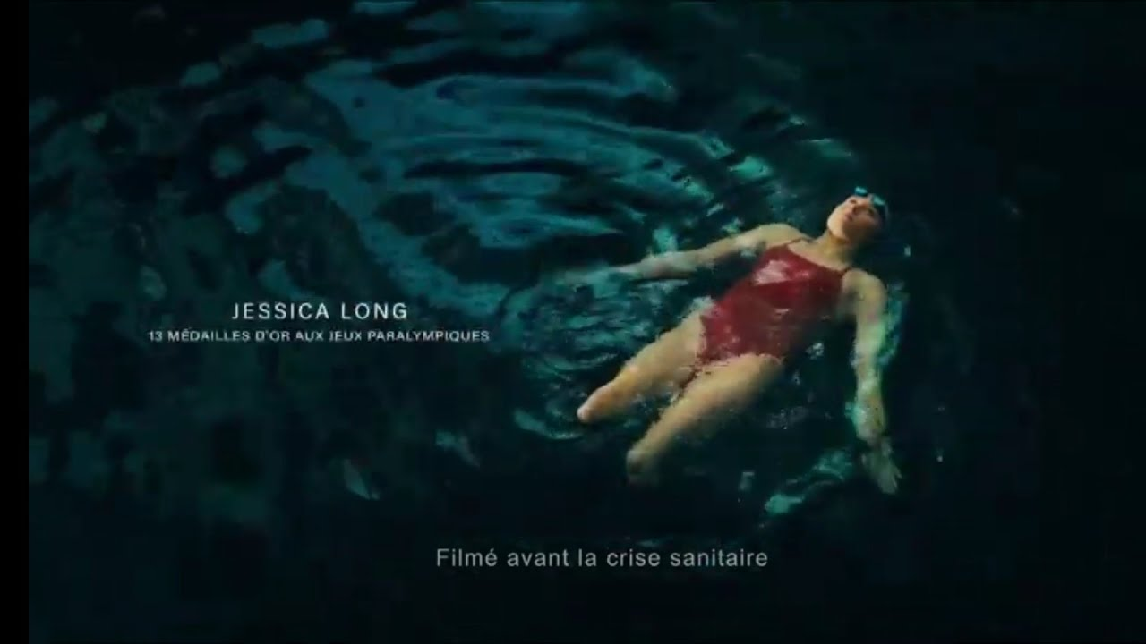 """Musique pub Toyota – Jessica Long – partenaire olympique & paralympique mondial """"start your impossible""""  2021"""