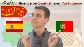ARABIC Influence on Spanish & Portuguese!