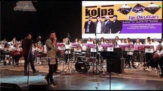 120 Kişilik Türkiye'nin En Büyük Öğrenci Orkestrası & Kolpa / Urfa 27.04.2019