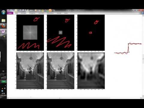 3.4 2D-DFT: Application to Images | Image Analysis Class 2013